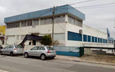 Fábrica (calçado) em São João da Madeira